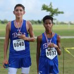 Cross Country teams take 4th at Pflugerville