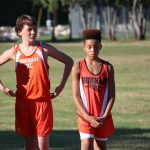 Bonham Boys Cross Country @ the City Meet