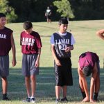 Lamar Boys Cross Country @ the City Meet