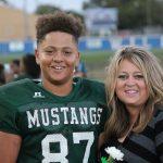 Travis Mustang Football 8th Grade Parent Night