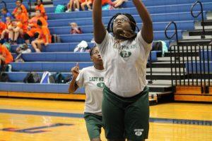 Travis 8th Grade Girls Basketball @ Tri-Scrimmage