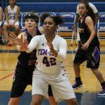 JV Girls basketball falls to Liberty Hill