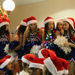 THS Cheerleaders - Manvel Pep Rally