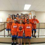 Bonham 8th Grade A Girls take 3rd at Belton Tournament