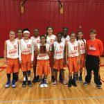 Bonham 7th Grade A takes 2nd Place at Belton Tournament