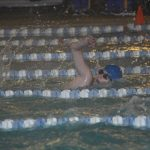 Lady Wildcat Swimming - Winter Classic