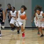 Travis Girls Basketball Results vs. Cove Lee