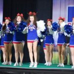 Temple High cheerleaders compete in state spirit championship