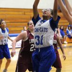 Freshman girls top A&M Consolidated 37-7