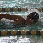 Determined Temple swimmers looking for state berths