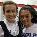 Moore, Barrett finish Top 10 at Powerlifting Regionals