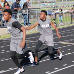 Lamar boys track & field results from the Bearcat Invitational