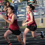 Lamar girls track & field results from the Bearcat Invitational