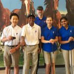 Travis Science Academy middle school golf