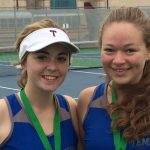 Temple tennis partners Voss, Montgomery finding success