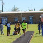 Lamar Girls Track & Field at the Travis Invitational