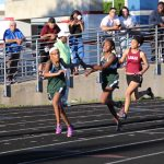 Travis girls track & field results from the Travis Invitational