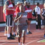 Lamar boys track & field results from the district meet