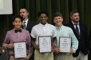 Travis Boys Athletics Awards Banquet