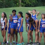Tem-Cat Cross Country at the Belton Invitational
