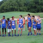 Wildcat Cross Country at the Belton Invitational