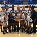 Tem-Cats take second at Robinson Tourney