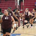 Lamar 7th Grade B Volleyball vs. Travis