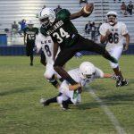 Travis football recap vs. Cove Lee