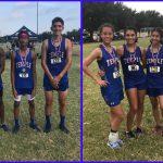 Cross country teams take top spots at Waco