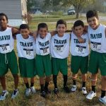 Middle School Boys Cross Country Results from the Rogers Invitational