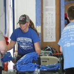 Wildcat Swimming - Blue/White Meet