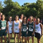 Travis Lady Mustang results from Cameron XC