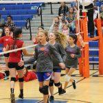 Bonham 8th Grade B Volleyball vs. North Belton