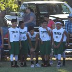 Travis 7th Grade Boys Cross Country @ the District Meet