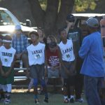 Lamar 7th Grade Boys Cross Country @ the District Meet