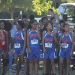 Bonham Girls 7th Grade Cross Country @ the District Meet