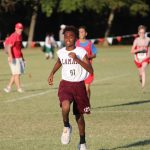 Lamar boys results from the District Meet