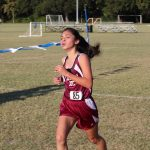 Lamar's Mireles wins individual title at district cross country meet