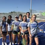 Wildcat Tennis All-District selections announced