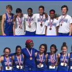 Temple cross country teams advance to regionals