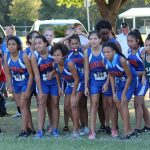 Bonham Girls Cross Country results from the District Meet
