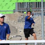 Team tennis falls to Lindale in state playoffs