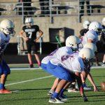 Bonham 8th Grade B Football vs. Travis