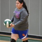 Bonham 8th Grade B Volleyball vs. Travis