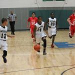 Travis Boys 8th Grade A Basketball vs. South Belton