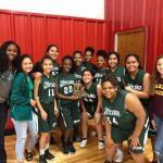 Travis girls 8th grade B takes consolation title at Belton