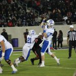 Wildcats, Mavericks square off for spot in state semis tonight