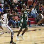 Travis Boys 7th Grade A Basketball vs. Lamar