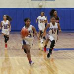 Freshman girls topple Waco 36-21