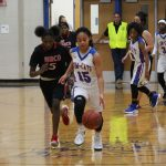 JV girls coast past Waco